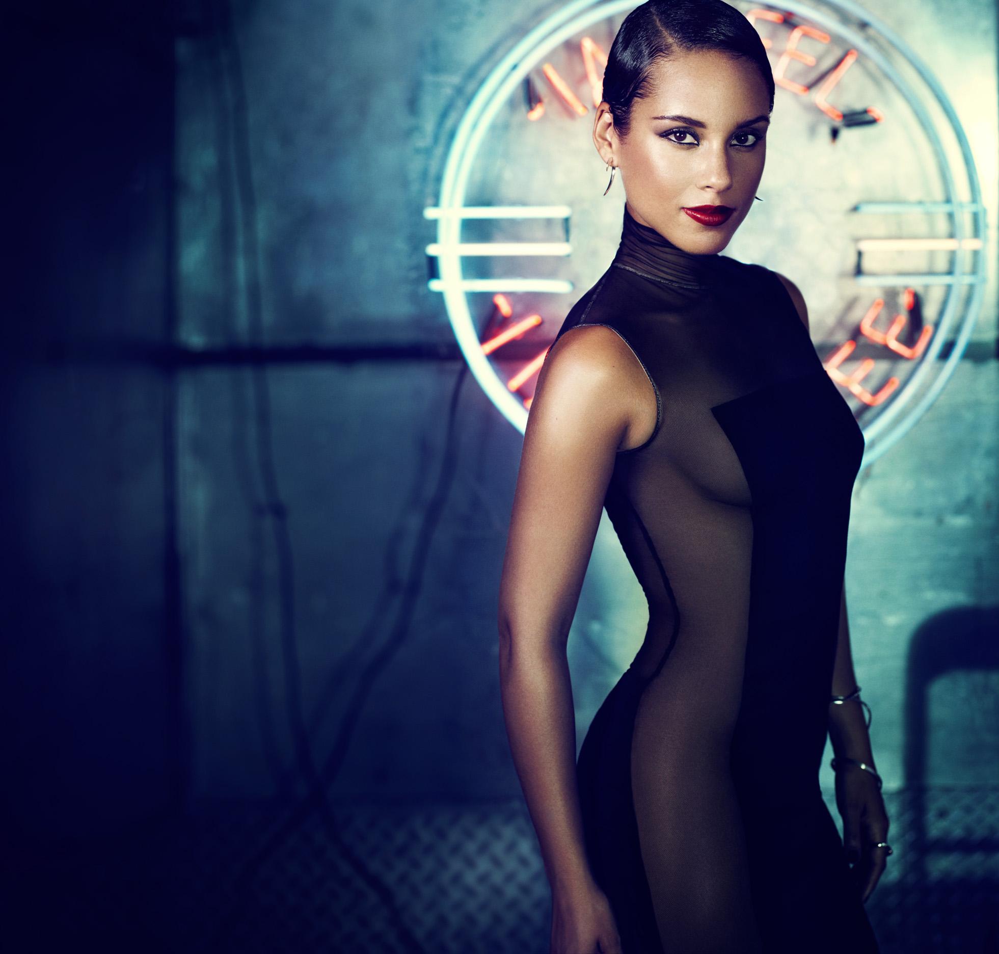 Alicia Keys: Girl on F... Alicia Keys Girl On Fire