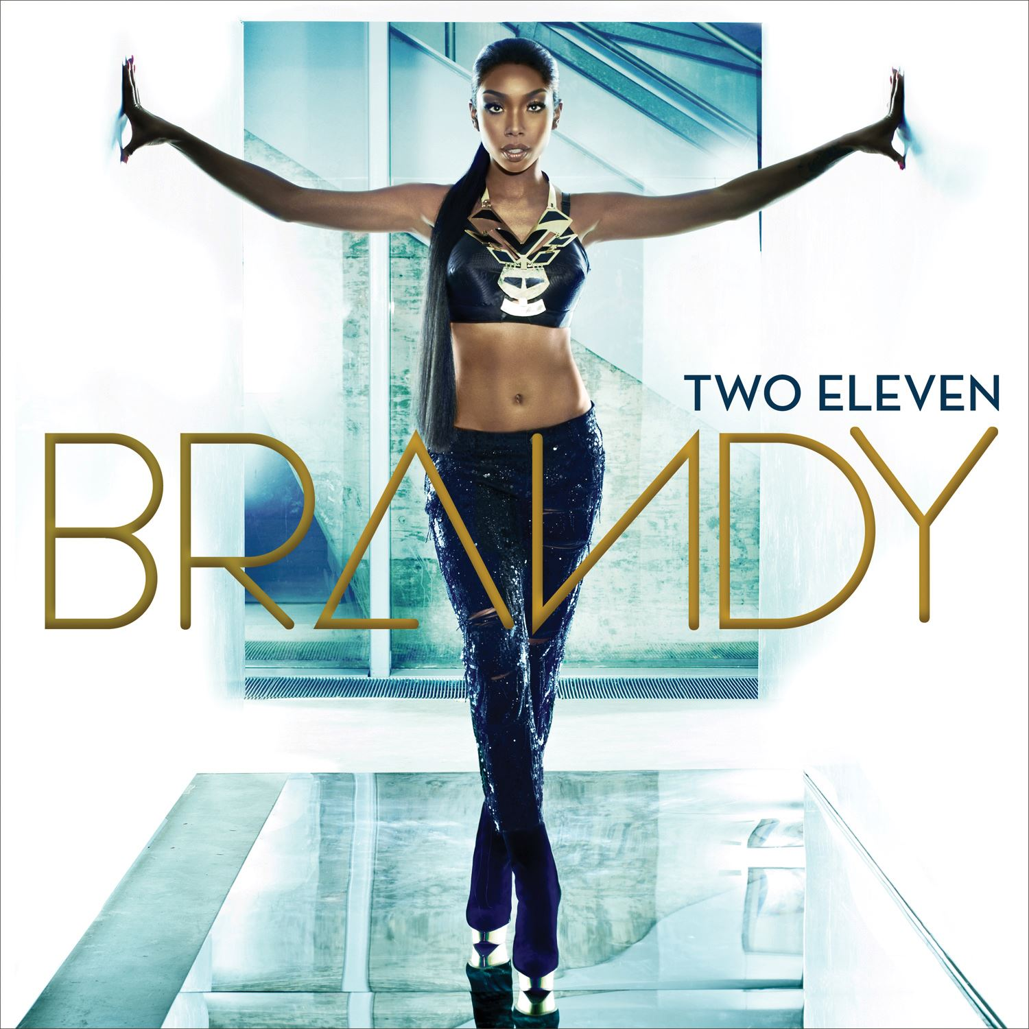 Brandy Official 'Two Eleven' Album Cover | Urbanboss