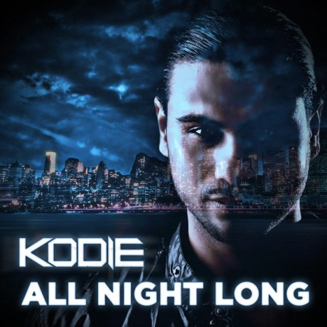 Kodie - All Night Long COVER WEB