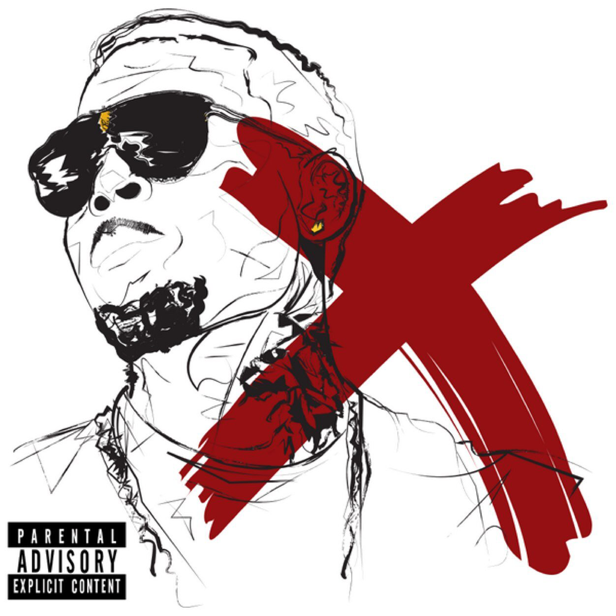 Chris Brown – X (Album Cover) | Urbanboss X Album Cover Chris Brown