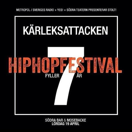 En Kärleksattack På Svensk Hiphop i Metropol 93,8