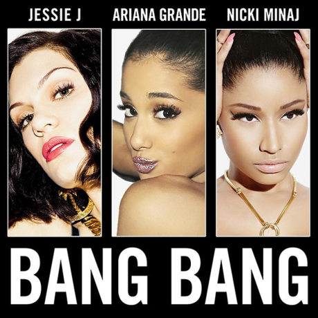 Jessie-J-Ariana-Grande-Nicki-Minaj-Bang-Bang-Official-New-2014