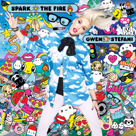 Gwen-Stefani-Spark-the-Fire-2014