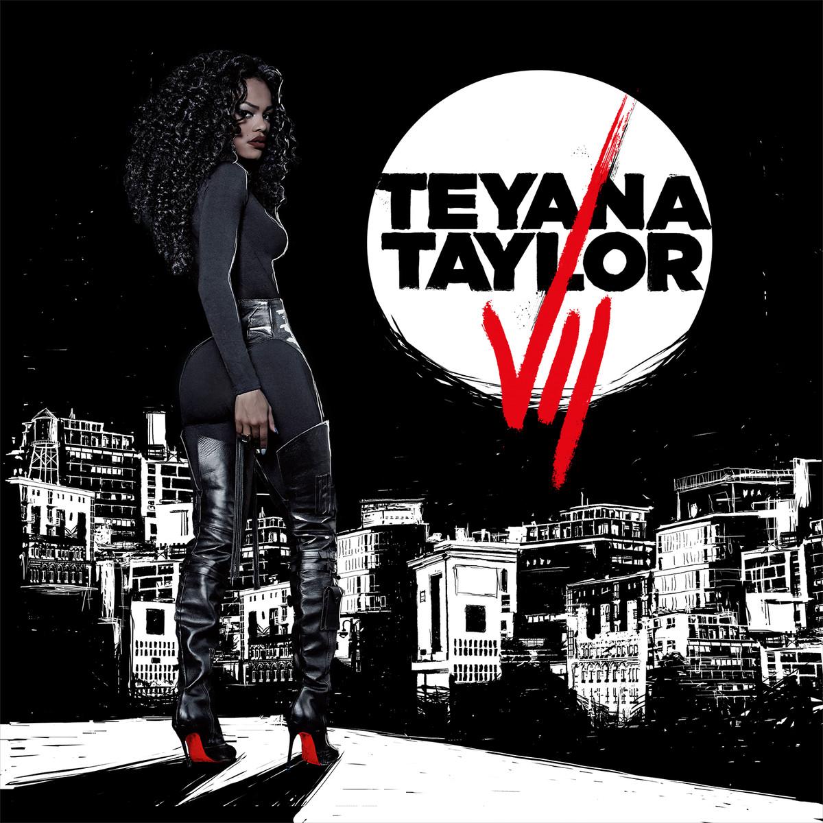 Teyana Taylor Album Vii Listen