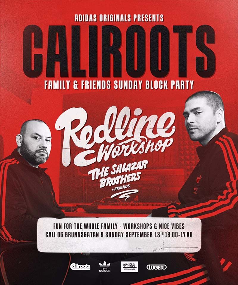 3235a3f26a35 Caliroots Block Party with adidas Originals   Redline
