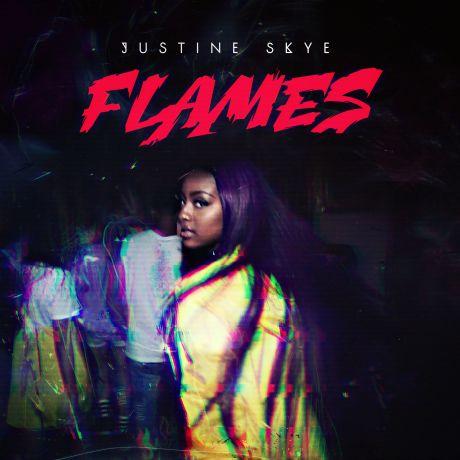 Justine-Skye-Flames